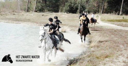 Ruitervakantie bij Het Zwarte Water