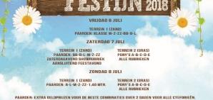 Zomerfestijn 2018